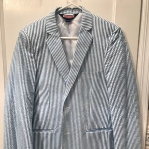 Vineyard Vines Seersucker Blazer